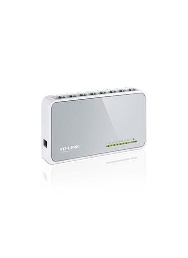 TP-LINK Tl-Sf1008D 8 Port 10/100 Switch Renkli